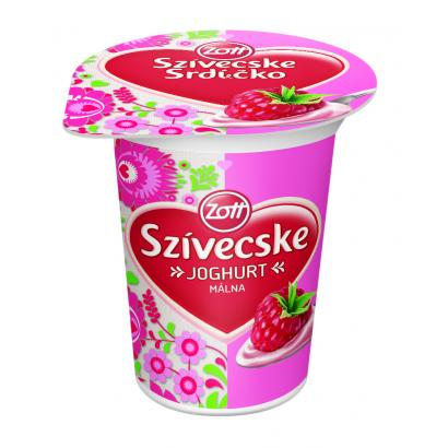 Zott Szívecske joghurt 125 g