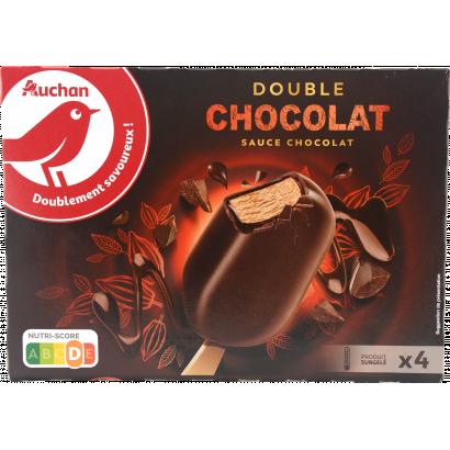 Auchan Nívó dupla csoki x4 340 G