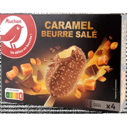 Auchan Nívó sós karamell x4 280 G