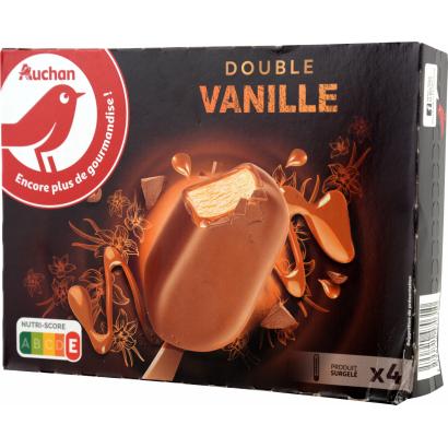 Auchan Nívó van-karamell x4 340 G