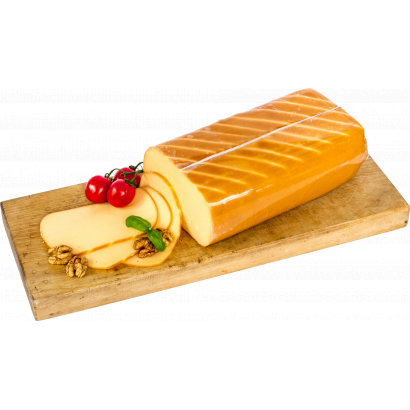 Füstölt edámi zsíros félkemény sajt