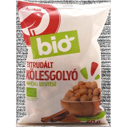 Auchan Nívó BIO Fahéjas kölesgolyó 60 g