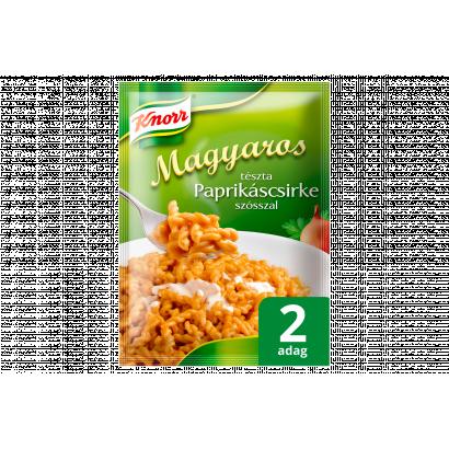 Knorr Magyaros tészta paprikáscsirke szósszal 168 g