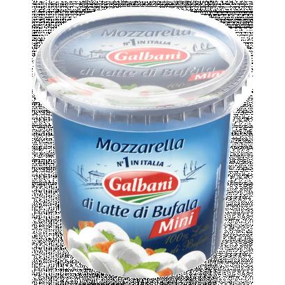 Galbani Mini bivalytejből készült mozzarella sajt 150 g