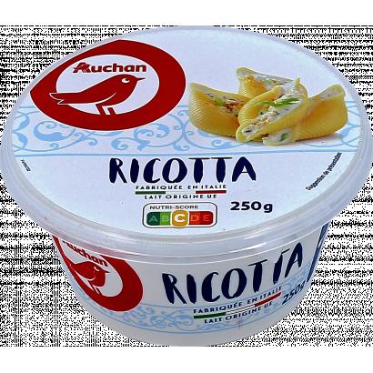 Auchan Nívó Ricotta 250 g