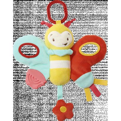 Auchan baby játék pillangó alakú