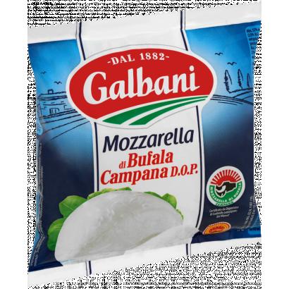 Galbani bivalytejből készült mozzarella sajt 125 g