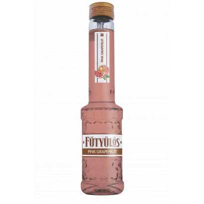 Fütyülős pink grapefruit likőr 30% 0,5 l