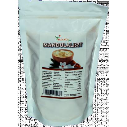 Mandulaliszt 250 g