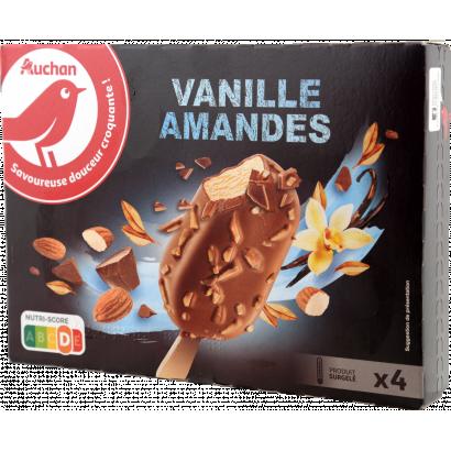 Auchan Nívó van-mandula x4 314 G