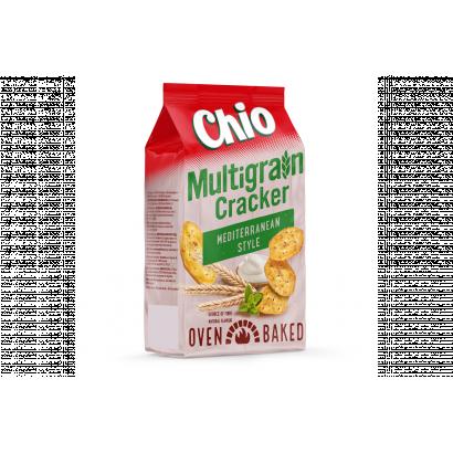Chio mediterrán jellegű többgabonás kréker 90 g