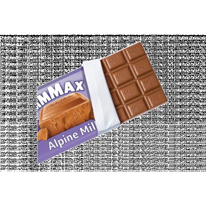 Milka alpesi tejcsokoládé 270 g