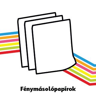 Fénymásoló papírok